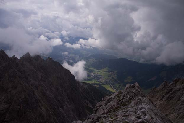 Bertgenhuette Teufelsloecher 12 - Teufelslöcher 2700hm über Bertgenhütte