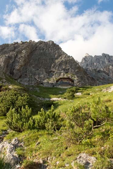 Hinterthal Ueber Bertgenhuette zu den Teufelsloechern 15 - Teufelslöcher 2700hm über Bertgenhütte