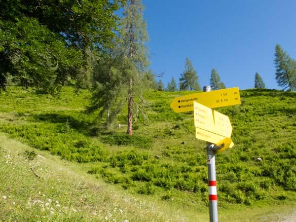 Hinterthal Ueber Bertgenhuette zu den Teufelsloechern 5 - Teufelslöcher 2700hm über Bertgenhütte