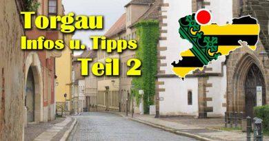 Torgau 2 Staedtereise Reformation Hartenfels Altstadt 390x205 - Torgau city break and landmarks Part 2