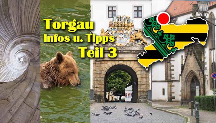 Torgau 3 Staedtereise Reformation Hartenfels Altstadt - Torgau Städtereise Sehenswürdigkeiten Teil 3