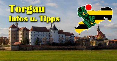 Torgau Staedtereise Reformation Hartenfels Altstadt 390x205 - Torgau city trip attractions