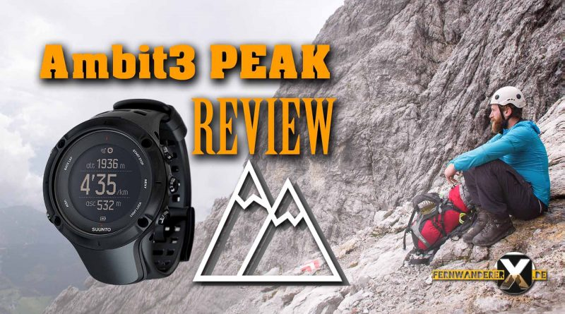 Ambit3 PEAK Review