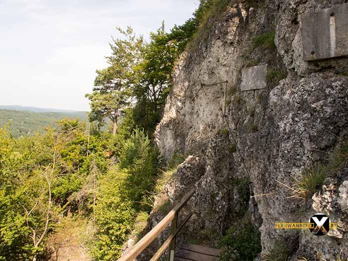 Klettersteigset Schweiz : Höhenglücksteig in der fränksichen schweiz klettersteig via