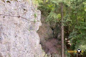 Höhenglücksteig Via Ferrata Klettersteig in der Fränksichen Schweiz Teil 1 teil 2 Teil 3 Schwierigkeit 33 300x200 - Höhenglücksteig in der Fränksichen Schweiz-Klettersteig-Via Ferrata