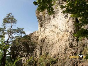 Höhenglücksteig Via Ferrata Klettersteig in der Fränksichen Schweiz Teil 1 teil 2 Teil 3 Schwierigkeit 9 300x225 - Höhenglücksteig in der Fränksichen Schweiz-Klettersteig-Via Ferrata