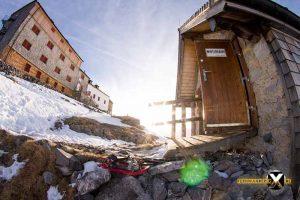 Watzmannhaus Winterquartier Hütte  Watzmann Winter Tour Wandern Schneeschuh 9 300x200 - Watzmann - Watzmannhaus Wintertour
