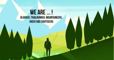 We are Blogger Trailrunner Bergsteiger Wanderer und sightseers 390x205 - Wir sind der zerfall unserer Natur!