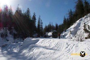 Schneeschuh tour Wimbachgries Berchtesgaden Ramsau Berchtesgadener Land 13 300x200 - Schneeschuhtour - Berchtesgadener Land - Wimbachgries