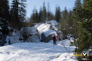 Schneeschuh tour Wimbachgries Berchtesgaden Ramsau Berchtesgadener Land 14 300x200 - Schneeschuhtour - Berchtesgadener Land - Wimbachgries