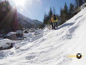 Schneeschuh tour Wimbachgries Berchtesgaden Ramsau Berchtesgadener Land 16 300x225 - Schneeschuhtour - Berchtesgadener Land - Wimbachgries