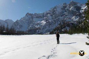 Schneeschuh tour Wimbachgries Berchtesgaden Ramsau Berchtesgadener Land 20 300x200 - Schneeschuhtour - Berchtesgadener Land - Wimbachgries