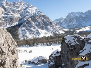 Schneeschuh tour Wimbachgries Berchtesgaden Ramsau Berchtesgadener Land 23 300x225 - Schneeschuhtour - Berchtesgadener Land - Wimbachgries