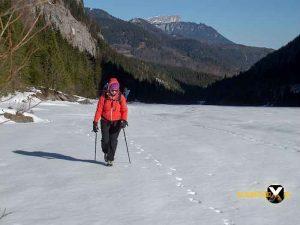 Schneeschuh tour Wimbachgries Berchtesgaden Ramsau Berchtesgadener Land 8 300x225 - Schneeschuhtour - Berchtesgadener Land - Wimbachgries