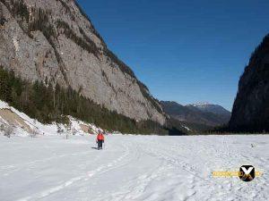 Schneeschuh tour Wimbachgries Berchtesgaden Ramsau Berchtesgadener Land 9 300x225 - Schneeschuhtour - Berchtesgadener Land - Wimbachgries
