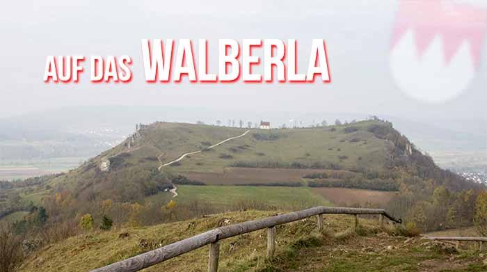Wandern Walberla Rodenstein Fraenkische Schweiz - Walberla Wanderung - Das Tor zur Fränkischen Schweiz