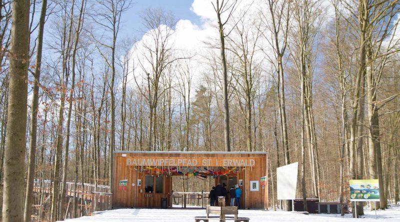 Baumwipfelpfad Steigerwald im Naturpark at naturepark Familiy Holiday excursion destinations familienfreundlich 2 800x445 - Baumwipfelpfad Steigerwald - Ausflugsziel für Familien und Wanderer