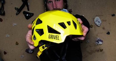 Grivel Stealth test Review Ultraleicht helm 390x205 - Grivel Stealth Ultraleicht Kletterhelm