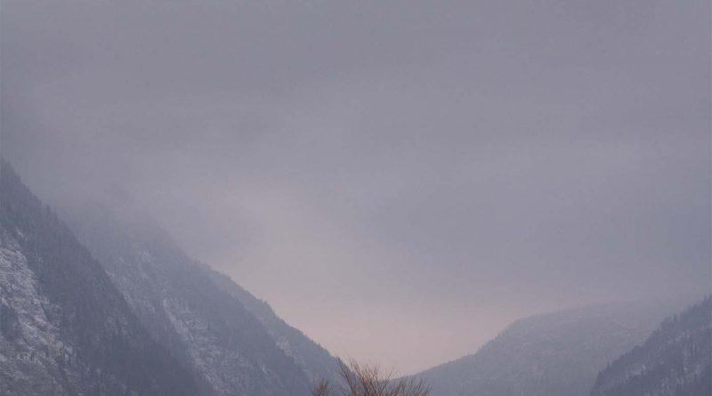 Koenigssee Schifffahrt St bartholomae View at St bartholomae Kirche in den Bergen am Berg wartzmann Ostwand 2 800x445 - Königssee & St Bartholomä - boat trip St Bartholomä