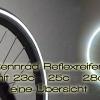 Rennradreifen mit Reflexstreifen - RR reifen reflex