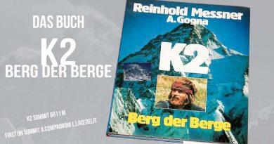 Reinhold Messner buchrezesion k2 Berg der Berge alessio gogna 390x205 - K2 Berg der Berge-die Tagebücher der K2 Besteigung_R. Messner und A. Gogna_Buchrezension