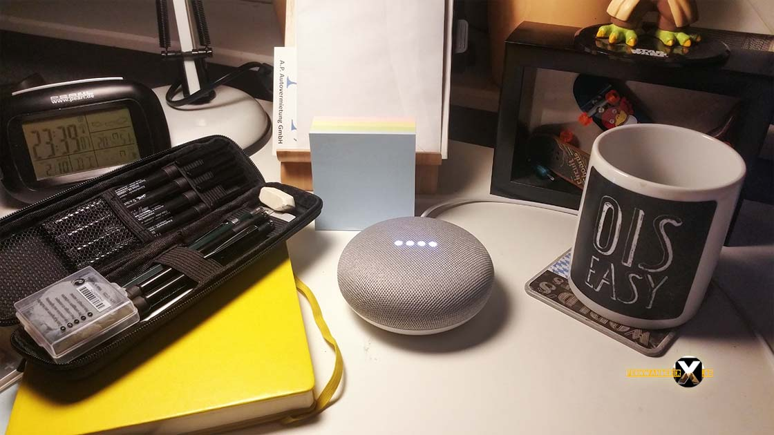 Smart Home Google Mini Assistant moeglichkeiten beste installation - WOW Smart Home mit dem Google Home