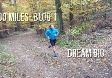 The training everyday – Dream Big_Blog 1