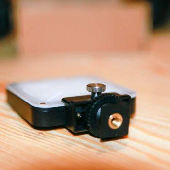 Neewer SL 12 Videoleuchte LED AKKU -Test-review-